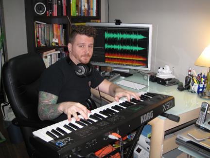 Todd Hanlon Midi Keyboard